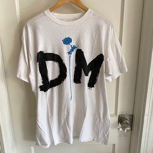 Vintage Depeche Mode shirt Violation tour 1990